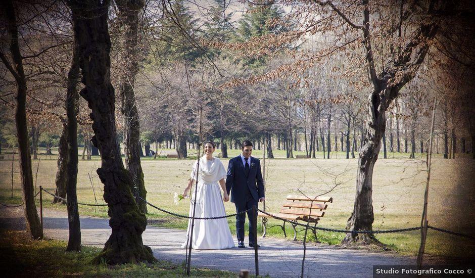 Il matrimonio di Mario e Eleonora a Seregno, Monza e Brianza