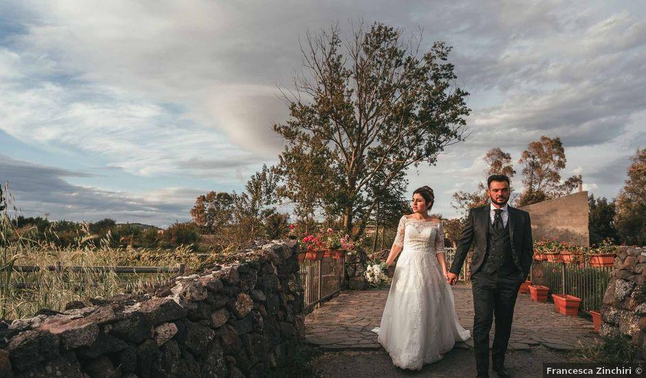 Il matrimonio di Giampiero e Angela a Thiesi, Sassari