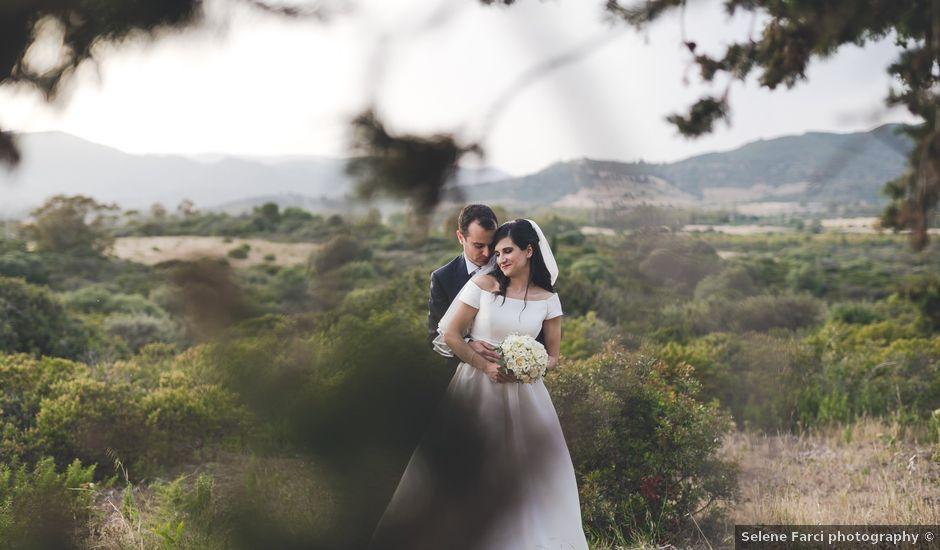Il matrimonio di Daniele e Laura a San Vito, Cagliari