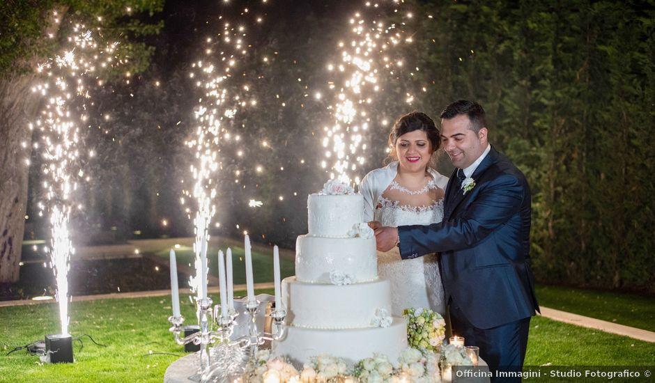 Il matrimonio di Cosimo e Donatella a Grottaminarda, Avellino