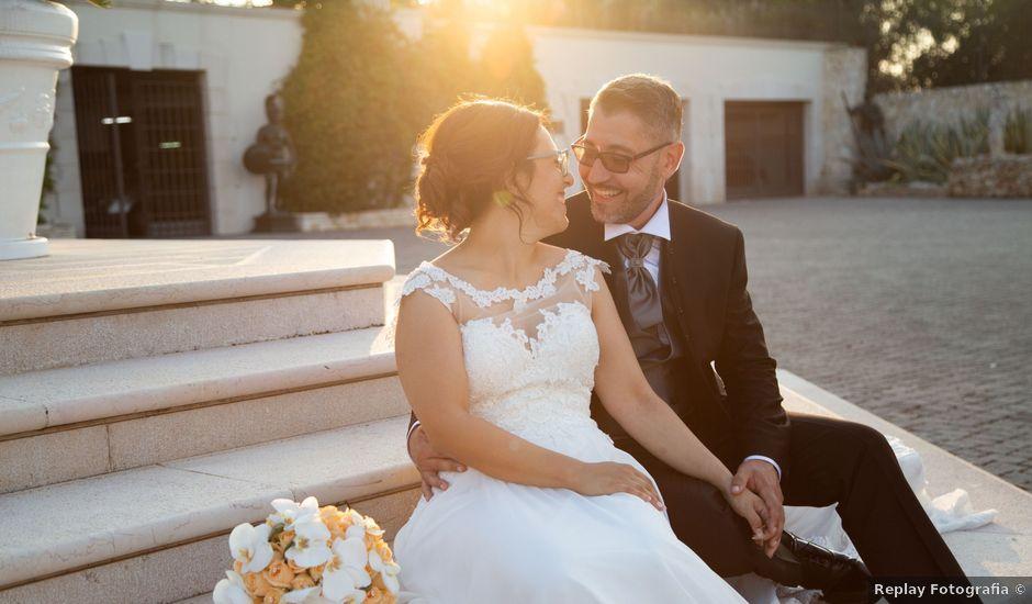 Il matrimonio di Ruggiero e Francesca a Santeramo in Colle, Bari