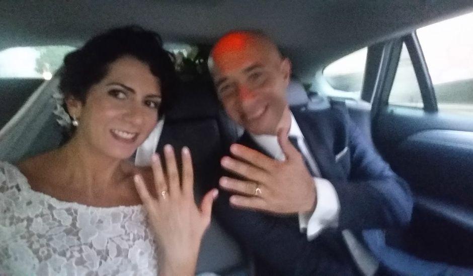 Il matrimonio di Massimo e Maria Grazia a Marsala, Trapani