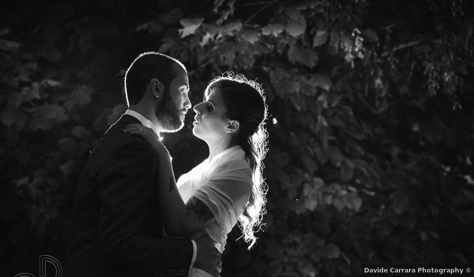 Il matrimonio di Carmine e Guendalina a Racconigi, Cuneo