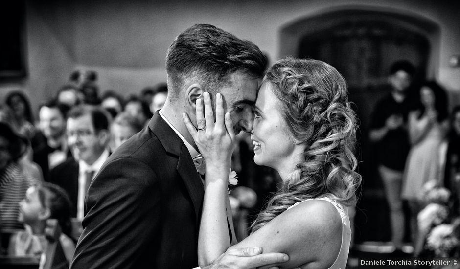 Il matrimonio di Simone e Nora a Merano-Meran, Bolzano