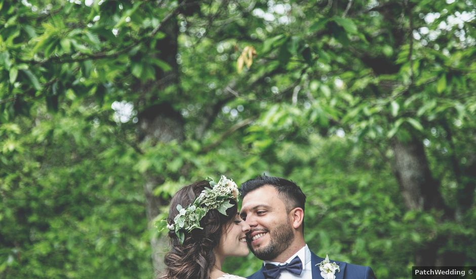 Il matrimonio di Massimiliano e Serena a Viterbo, Viterbo