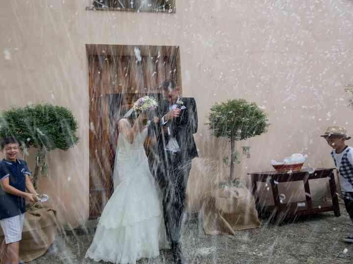 Le nozze di Virginia e Paolo Alberto