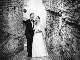 Le nozze di Giulia e Lukas