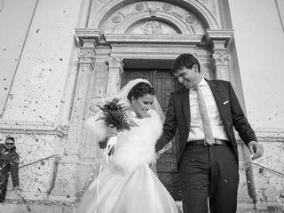 Le nozze di Monica e Sergio