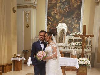 Le nozze di Claudia e Alessio 1
