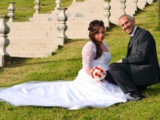 Le nozze di Erika e Piergiorgio