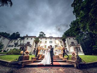 Le nozze di Jennifer e Alessandro 1