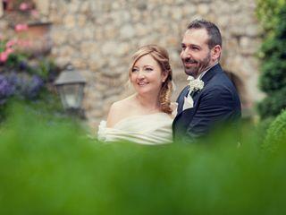 Le nozze di Claudia e Gianmario