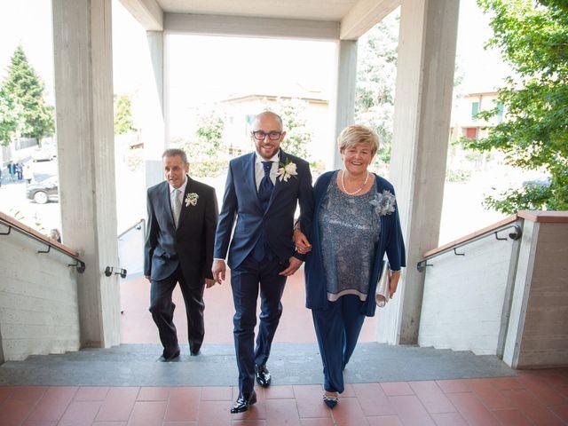 Il matrimonio di Daniele e Daniela a Prato, Prato 39