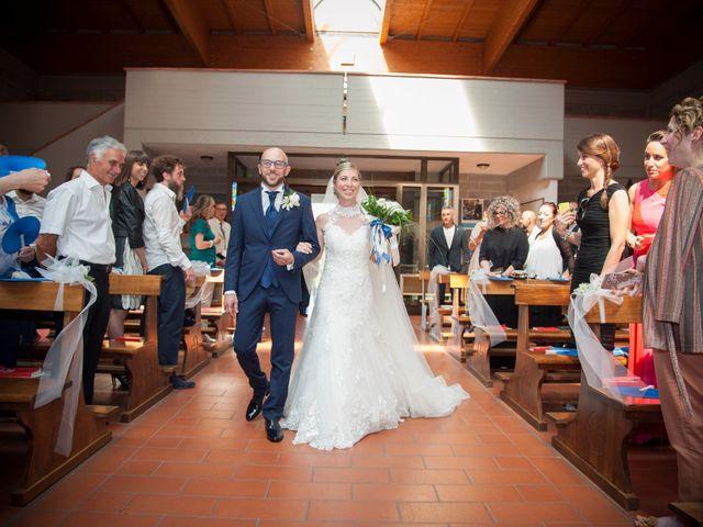 Il matrimonio di Daniele e Daniela a Prato, Prato 46