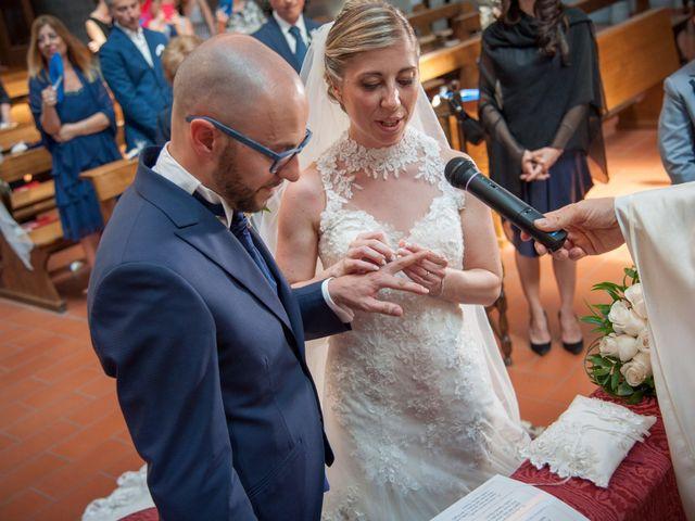 Il matrimonio di Daniele e Daniela a Prato, Prato 54