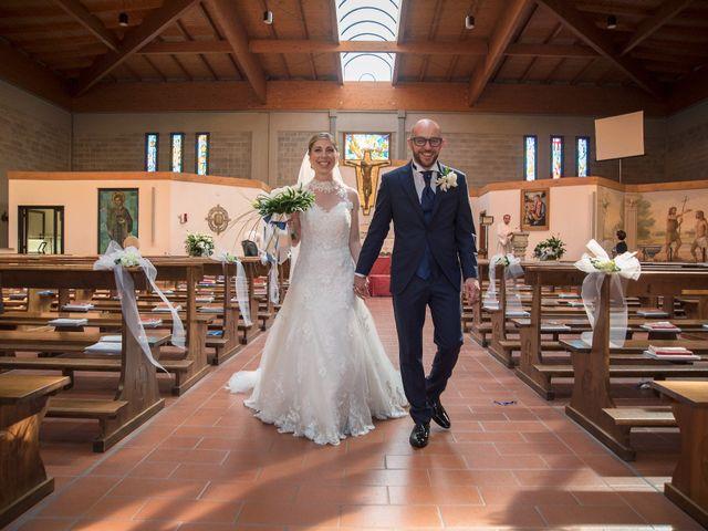 Il matrimonio di Daniele e Daniela a Prato, Prato 61