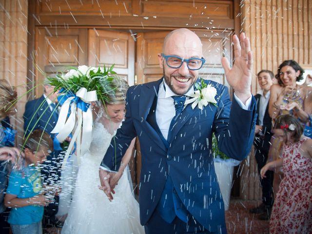 Il matrimonio di Daniele e Daniela a Prato, Prato 63