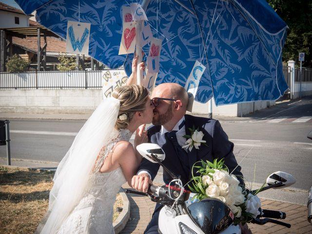 Il matrimonio di Daniele e Daniela a Prato, Prato 64