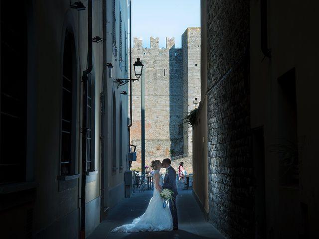 Il matrimonio di Daniele e Daniela a Prato, Prato 79