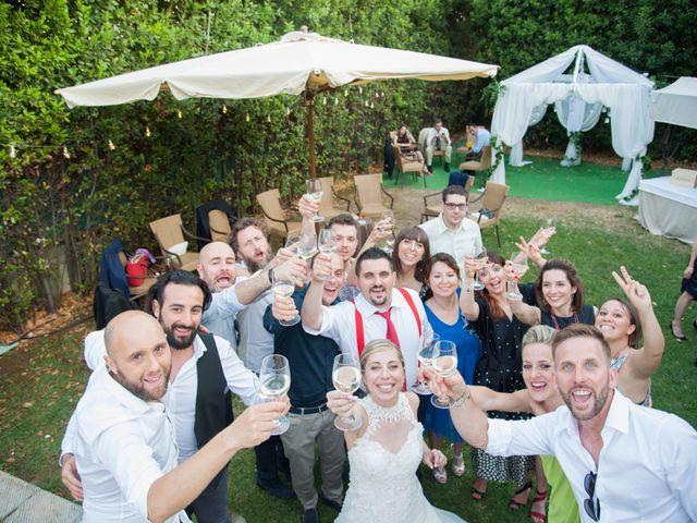 Il matrimonio di Daniele e Daniela a Prato, Prato 85