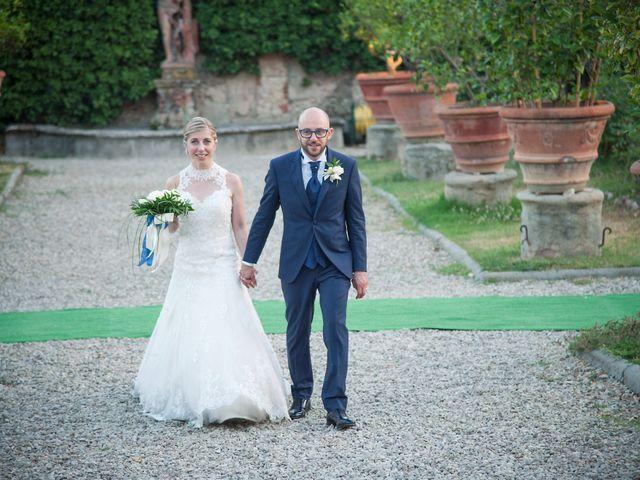 Il matrimonio di Daniele e Daniela a Prato, Prato 89