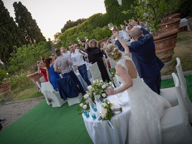 Il matrimonio di Daniele e Daniela a Prato, Prato 91