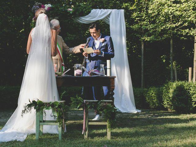 Il matrimonio di Andrea e Sindy a Medole, Mantova 36