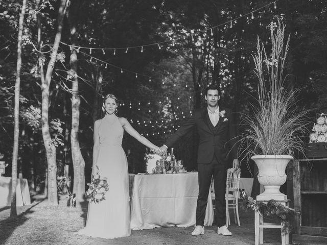 le nozze di Sindy e Andrea