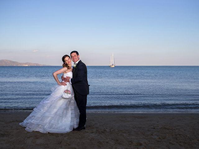 le nozze di Cecilia e Benedetto