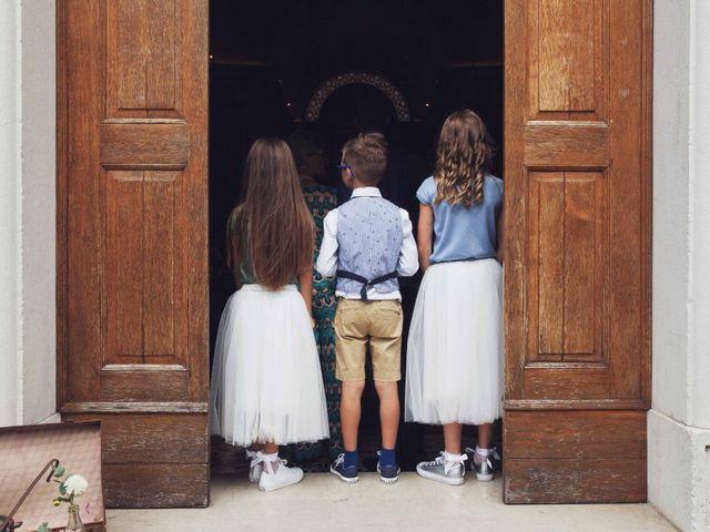 Il matrimonio di Emiliano e Anna a Padenghe sul Garda, Brescia 13