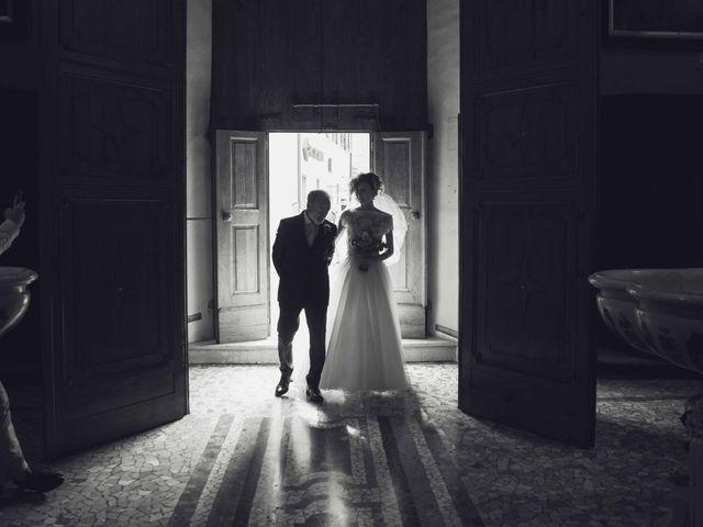 Il matrimonio di Emiliano e Anna a Padenghe sul Garda, Brescia 14