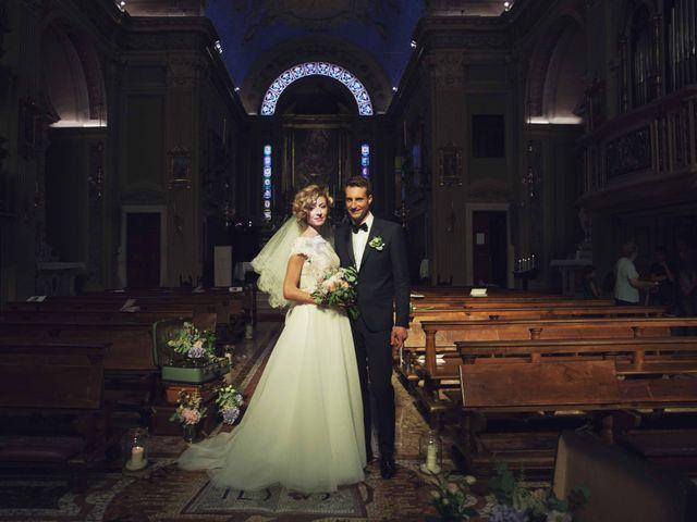 Il matrimonio di Emiliano e Anna a Padenghe sul Garda, Brescia 15