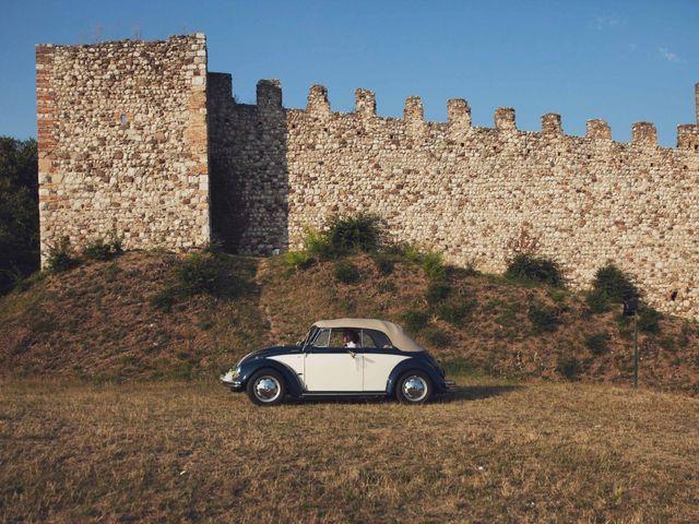 Il matrimonio di Emiliano e Anna a Padenghe sul Garda, Brescia 17