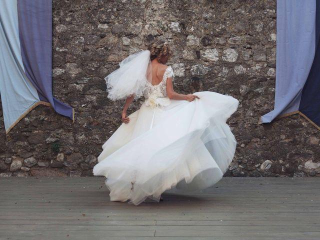 Il matrimonio di Emiliano e Anna a Padenghe sul Garda, Brescia 19
