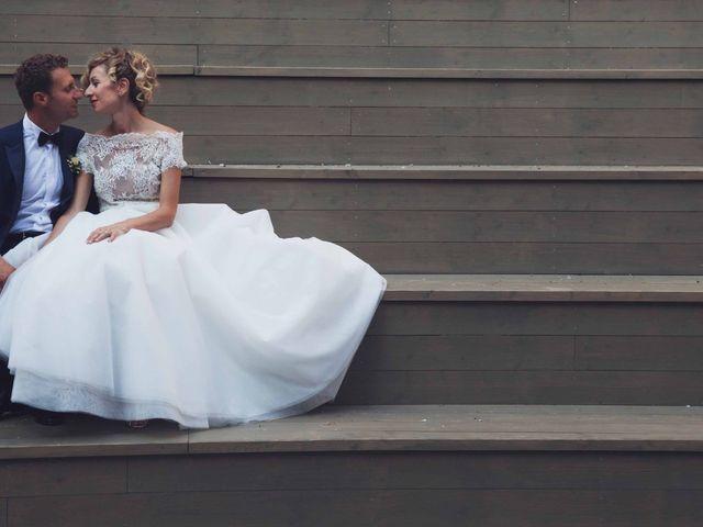 Il matrimonio di Emiliano e Anna a Padenghe sul Garda, Brescia 20