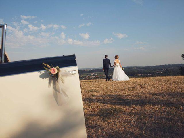 Il matrimonio di Emiliano e Anna a Padenghe sul Garda, Brescia 1