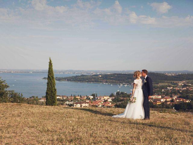 Il matrimonio di Emiliano e Anna a Padenghe sul Garda, Brescia 21