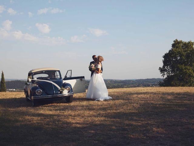 Il matrimonio di Emiliano e Anna a Padenghe sul Garda, Brescia 22