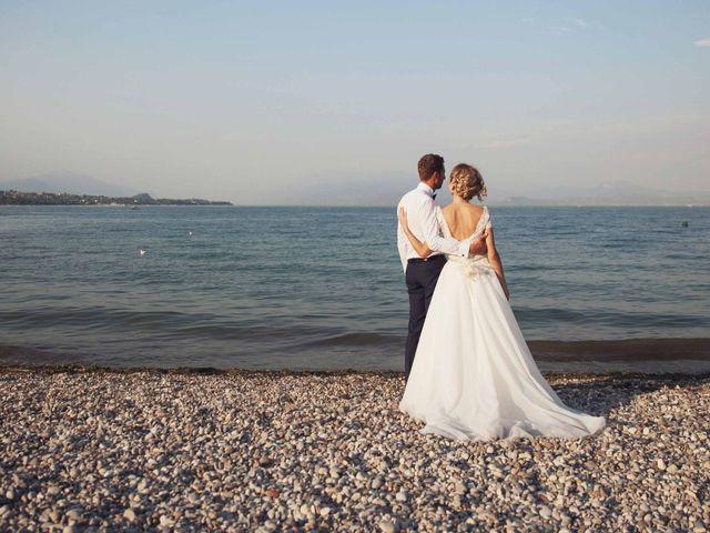 Il matrimonio di Emiliano e Anna a Padenghe sul Garda, Brescia 24