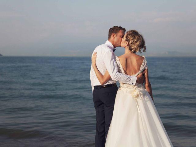Il matrimonio di Emiliano e Anna a Padenghe sul Garda, Brescia 25