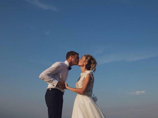 Il matrimonio di Emiliano e Anna a Padenghe sul Garda, Brescia 2