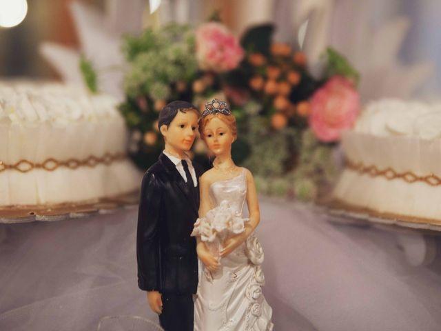 Il matrimonio di Emiliano e Anna a Padenghe sul Garda, Brescia 31