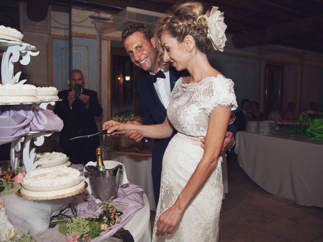 Il matrimonio di Emiliano e Anna a Padenghe sul Garda, Brescia 32
