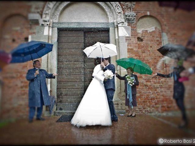 Il matrimonio di Daniele e Stefania a Melegnano, Milano 2