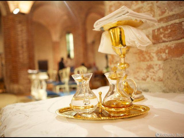 Il matrimonio di Daniele e Stefania a Melegnano, Milano 4