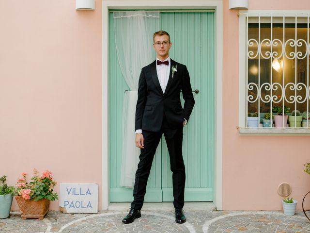 Il matrimonio di Lukas e Giulia a Grottammare, Ascoli Piceno 17