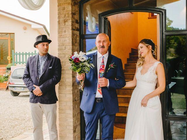 Il matrimonio di Lukas e Giulia a Grottammare, Ascoli Piceno 50