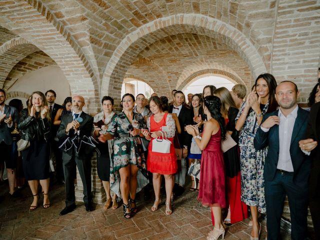 Il matrimonio di Lukas e Giulia a Grottammare, Ascoli Piceno 84