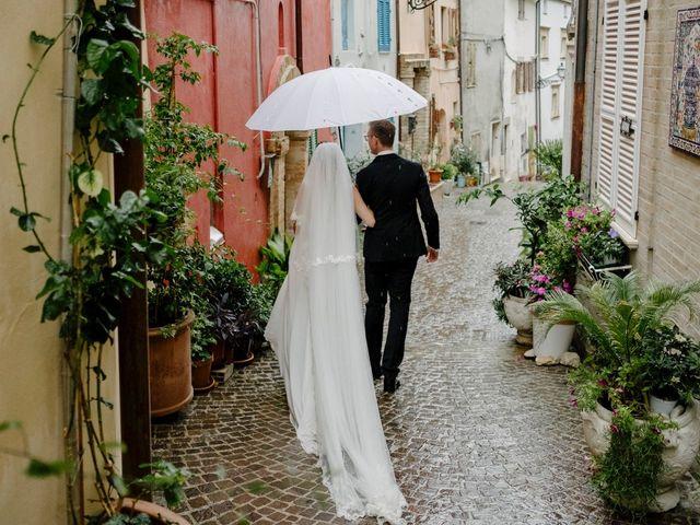 Il matrimonio di Lukas e Giulia a Grottammare, Ascoli Piceno 90