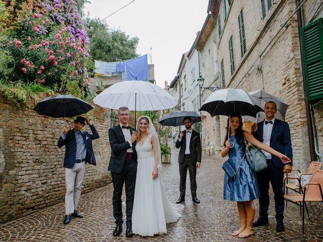 Il matrimonio di Lukas e Giulia a Grottammare, Ascoli Piceno 94